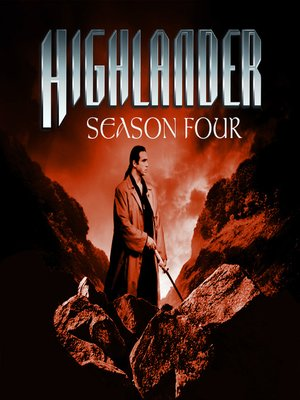 cover image of Highlander, Season 4