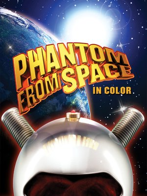 cover image of Phantom from Space