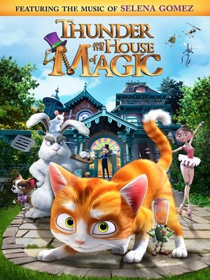 cover image of Thunder and the House of Magic