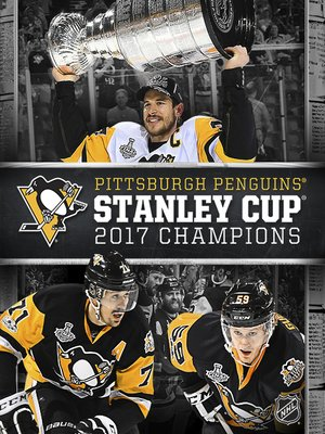 cover image of Pittsburgh Penguins: Stanley Cup 2017 Champions
