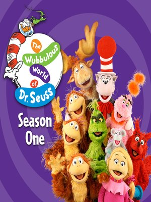 cover image of Wubbulous World of Dr. Seuss, Season 1, Yertle the King