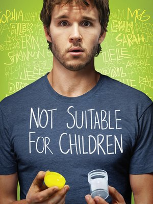 cover image of Not Suitable for Children
