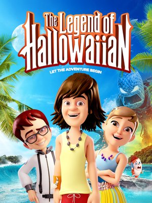 cover image of The Legend of Hallowaiian