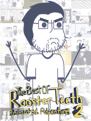 cover image of The Best of Rooster Teeth Animated Adventures 2