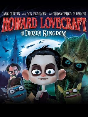 cover image of Howard Lovecraft and the Frozen Kingdom