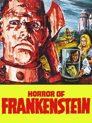 cover image of Horror of Frankenstein