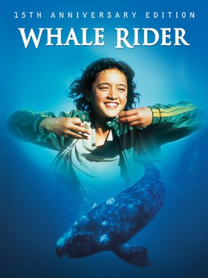 cover image of Whale Rider