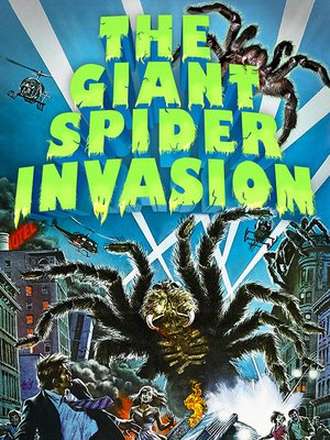 cover image of Giant Spider Invasion