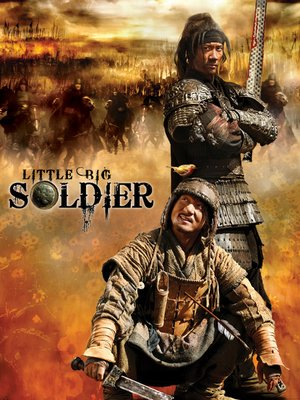 cover image of Little Big Soldier