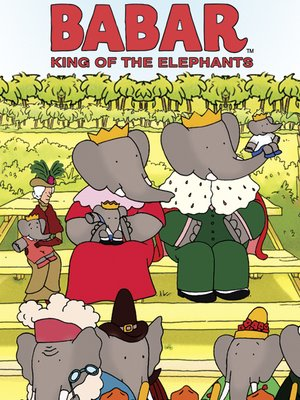cover image of Babar: King of the Elephants