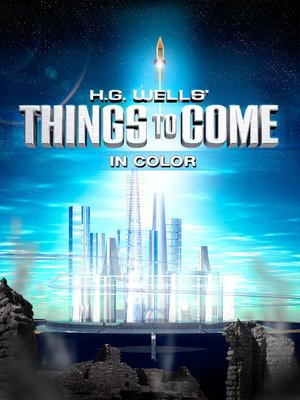 cover image of Things to Come