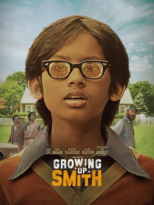 cover image of Growing Up Smith