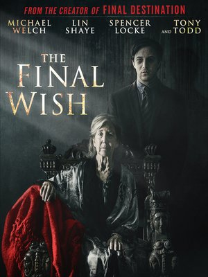 cover image of The Final Wish