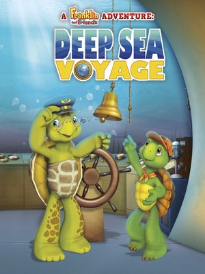cover image of Deep Sea Voyage