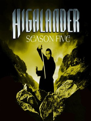 cover image of Highlander, Season 5