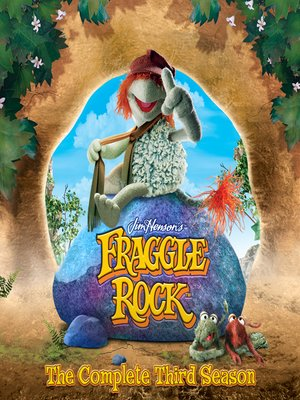 cover image of Fraggle Rock, Season 3, Episode 4