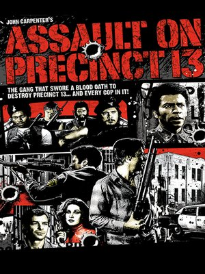 cover image of Assault on Precinct 13