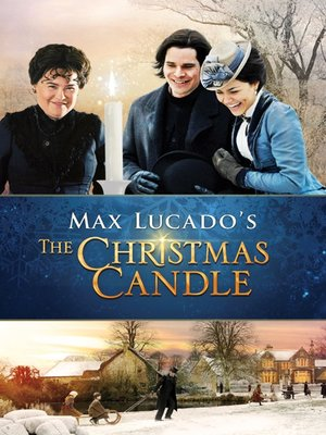 cover image of Max Lucado's The Christmas Candle