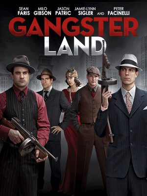 cover image of Gangster Land
