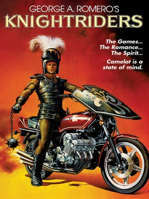 cover image of Knightriders
