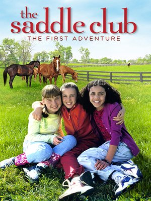 cover image of The Saddle Club: The First Adventure