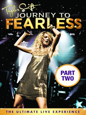 cover image of Taylor Swift Journey To Fearless, Part 2
