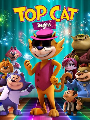 cover image of Top Cat Begins