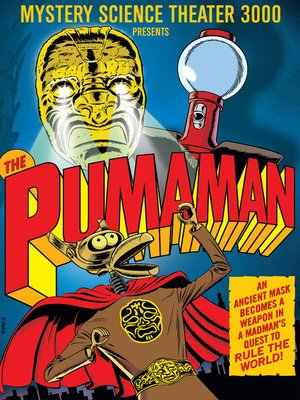cover image of Mystery Science Theater 3000: The Pumaman