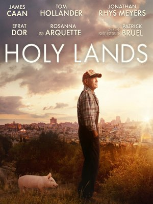 cover image of Holy Lands