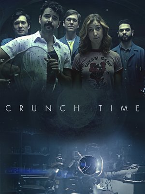 cover image of Crunch Time, Season 1, Episode 4