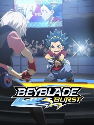 cover image of Beyblade Burst, Season 1, Episode 8