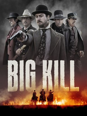 cover image of Big Kill