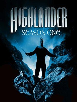 cover image of Highlander, Season 1
