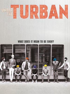 cover image of Under the Turban