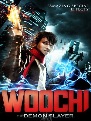 cover image of Woochi