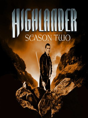 cover image of Highlander, Season 2