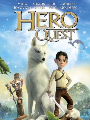 cover image of Hero Quest