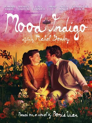 cover image of Mood Indigo