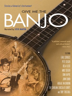cover image of Give Me the Banjo