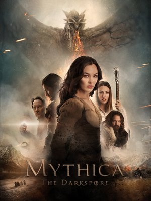 cover image of Mythica: The Darkspore