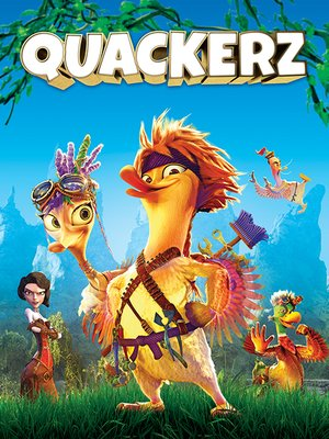 cover image of Quackerz
