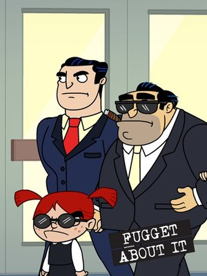 cover image of Fugget About It!, Season 3, Episode 8