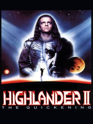 cover image of Highlander II