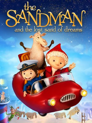 cover image of The Sandman and the Lost Sand of Dreams