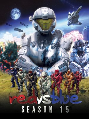 cover image of Red vs. Blue, Season 15