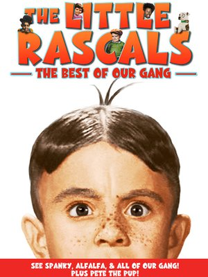 cover image of The Little Rascals: Best Of, Volume 1