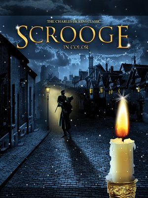 cover image of Scrooge (A Christmas Carol)