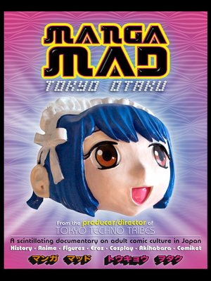 cover image of Manga Mad