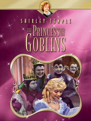 cover image of The Princess and the Goblins