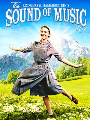 cover image of The Sound of Music Live
